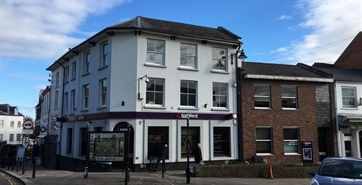 1,517 SF Shopping Centre Unit for Sale  |  Former Natwest, Market Place, Ross-on-Wye, HR9 5BX