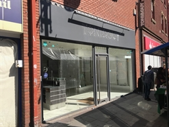 715 SF High Street Shop for Rent  |  87 Bradford Street, Walsall, WS1 1NU
