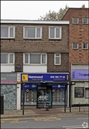 743 SF High Street Shop for Rent | 603 Mansfield Road, Nottingham, NG5 2FW