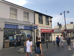 795 SF High Street Shop for Rent  |  34 John Street, Porthcawl, CF36 3BA