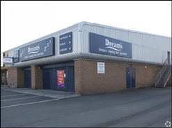 466 SF Retail Park Unit for Rent  |  Cherry Tree Retail Park, Blackpool, FY4 4TH