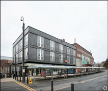 2,493 SF Retail Park Unit for Rent  |  Unit 4, Lymelight Boulevard, Newcastle Under Lyme, ST5 1PT