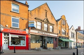 1,277 SF High Street Shop for Rent  |  22 High Street, Nottingham, NG10 1LL