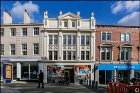 2,514 SF High Street Shop for Rent  |  92 - 93 Briggate, Leeds, LS1 6NP