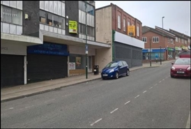 766 SF High Street Shop for Rent  |  33 Blackburn Street, Manchester, M26 1NR