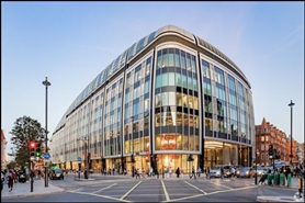 1,919 SF High Street Shop for Rent  |  Unit 11, Park House, London, W1C 2AU