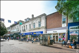 8,064 SF High Street Shop for Rent  |  4 - 6 Eastgate Street, Gloucester, GL1 1PA