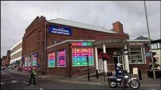 10,207 SF High Street Shop for Sale  |  Old Regal Cinema Retail Complex, Oswestry, SY11 2NN
