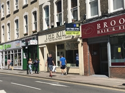 1,465 SF High Street Shop for Rent  |  87 High Street, Bedford, MK40 1NE
