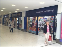 3,086 SF Shopping Centre Unit for Rent  |  Unit 111, The Mall, Blackburn, BB1 5AF