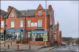 653 SF High Street Shop for Rent  |  78 Street Lane, Leeds, LS8 2AL