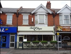 1,457 SF High Street Shop for Sale  |  41 - 43 Charminster Road, Bournemouth, BH8 8UE