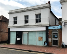 1,243 SF High Street Shop for Rent  |  6 Station Road North, Egham, TW20 9LE