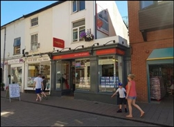 438 SF High Street Shop for Rent  |  19 Market Street, Loughborough, LE11 3EP