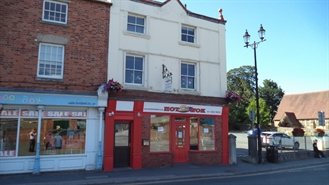 952 SF High Street Shop for Rent | 19 King Street, Mold, CH7 1LA