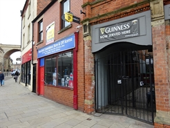 657 SF High Street Shop for Sale | 35A Church Street, Mansfield, NG18 1AF