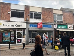 1,071 SF High Street Shop for Rent  |  37 Bradshawgate, Leigh, WN7 4NB