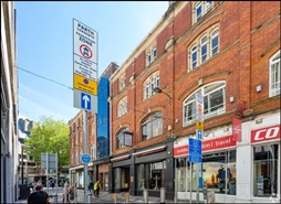 2,190 SF High Street Shop for Rent  |  12 Wharton Street, Cardiff, CF10 1AG