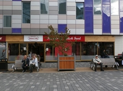 2,507 SF High Street Shop for Rent  |  210 The Mall, Luton, LU1 2TL