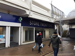 3,766 SF Shopping Centre Unit for Rent  |  51-53 Brandon Parade South, Motherwell, ML1 1RE