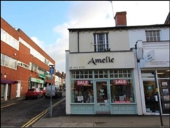 450 SF High Street Shop for Rent  |  170 High Street, Birmingham, B17 9PP