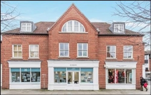 876 SF High Street Shop for Rent  |  Magnus Court, Chichester, PO19 1AF