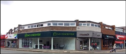 510 SF High Street Shop for Rent  |  9 Dee Lane, Wirral, CH48 0QA