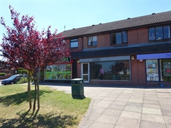 649 SF High Street Shop for Rent  |  12 Sherwood Parade, Rainworth, Nottinghamshire, NG21 0JP