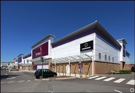 42,603 SF Retail Park Unit for Rent  |  Units 1-6, Portsmouth, PO3 5NP