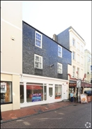 860 SF High Street Shop for Rent  |  23 Market Street, Brighton, BN1 1HH