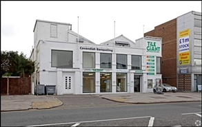 13,500 SF High Street Shop for Rent  |  European Business Centre, London, NW9 5AE