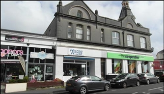688 SF High Street Shop for Rent  |  4 Peverell Park, Plymouth, PL3 4NA