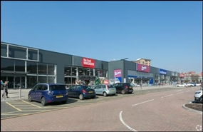 42,166 SF Retail Park Unit for Rent  |  Parc Tawe Retail Park - Phase 1, Swansea, SA1 2AS