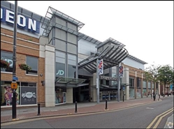 5,559 SF Shopping Centre Unit for Rent  |  Intu Uxbridge, Uxbridge, UB8 1GA