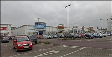 20,800 SF Retail Park Unit for Rent  |  Units 5-9, Watford, WD17 2SF