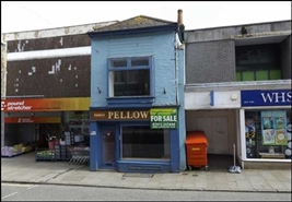 1,026 SF High Street Shop for Sale  |  95 Market Jew Street, Penzance, TR18 2LE