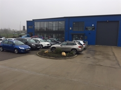 6,464 SF Out of Town Shop for Rent  |  5 Lakeside Court Kingston Park, Peterborough, PE2 9FT