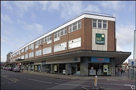 2,500 SF Shopping Centre Unit for Rent | Unit 33-35, Mell Square Shopping Centre, Solihull, B91 3AT