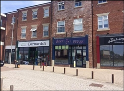 870 SF High Street Shop for Rent  |  Unit 4, Chorley, PR7 7JA