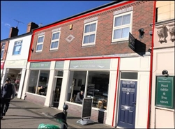 3,552 SF High Street Shop for Rent  |  73 Nantwich Road, Crewe, CW2 6AW