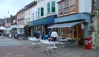 High Street Shop for Rent | 81 North Street, Chichester, PO19 1LQ