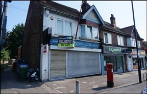 1,222 SF High Street Shop for Rent  |  363 Winchester Road, Southampton, SO16 7DJ