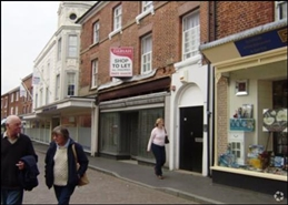 907 SF Out of Town Shop for Rent  |  34 Upper Market Street, Fakenham, NR21 9BX