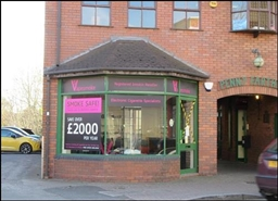 538 SF High Street Shop for Rent  |  Pennyfarthing Arcade, Dudley, DY3 1RW