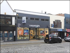 2,378 SF High Street Shop for Rent  |  66 High Street, Brentwood, CM14 4AN