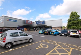 6,348 SF Retail Park Unit for Rent  |  Unit A2 Channons Hill Retail Park, Bristol, BS16 2EA