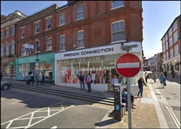2,214 SF High Street Shop for Rent  |  67 - 68 North Street, Guildford, GU1 4AW