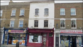 1,460 SF High Street Shop for Sale  |  32 - 32A Parsons Green Lane, London, SW6 4HS