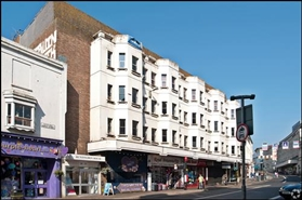 2,550 SF High Street Shop for Rent  |  Huntingdon House, Brighton, BN1 1EB