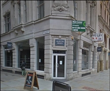 1,273 SF High Street Shop for Rent  |  13 - 15 St Ann'S Square, Manchester, M2 7EF